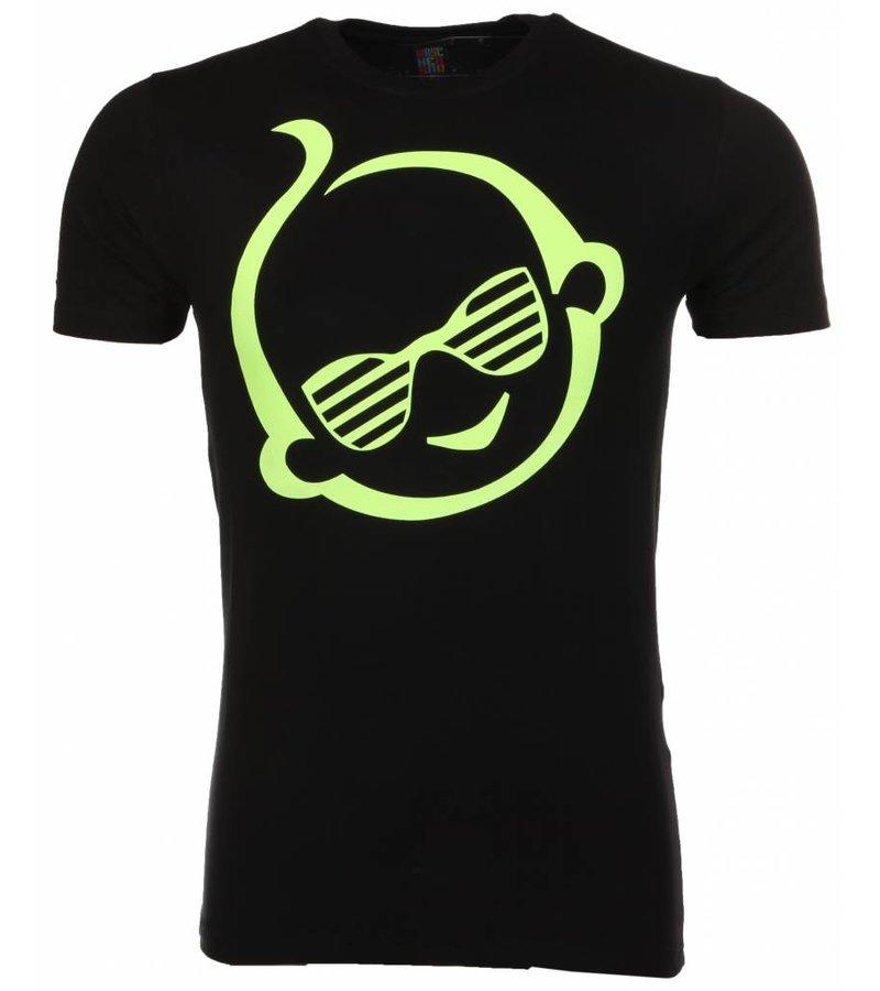 Mascherano T-shirt Zwitsal - Zwart