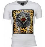 Local Fanatic Mason - T-shirt - Wit