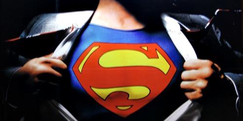 voorbeeldfunctie Superman