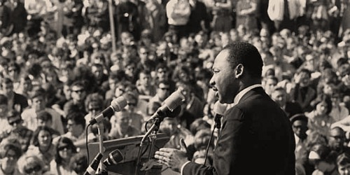 Speech Martin Luther King