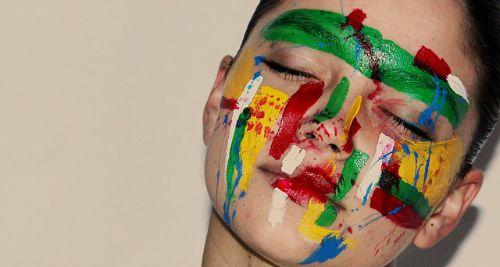 kleur in gezicht