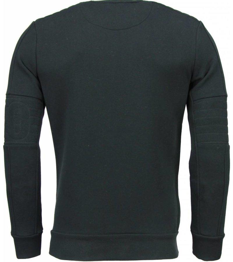 KariQu BRO - Sweater - Zwart