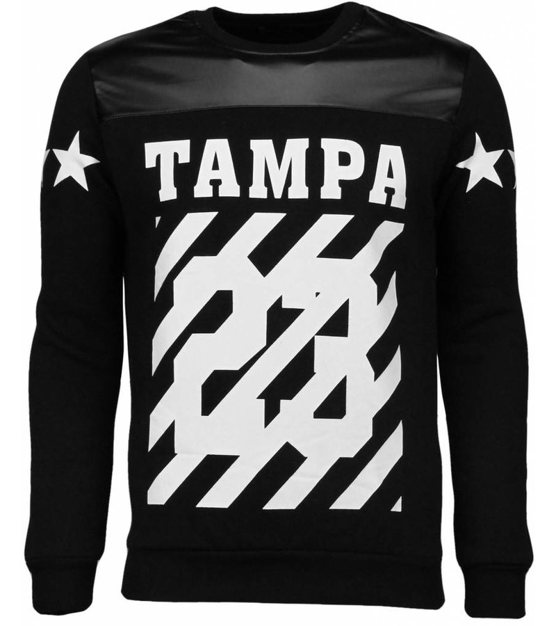 Devil Slayer TAMPA 23 - Sweater - Zwart