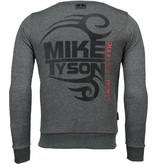 Local Fanatic Mike Tyson - Rhinestone Sweater - Antra