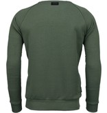 Local Fanatic Exclusief Basic - Sweater - Leger Groen