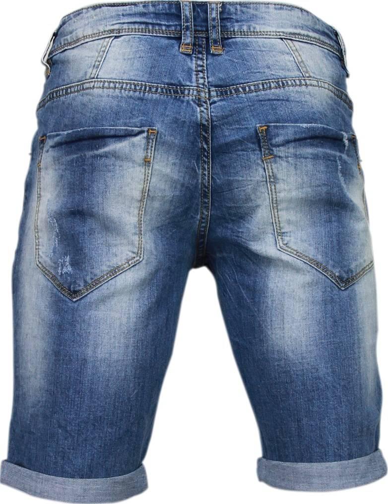 Korte broek spijkerstof