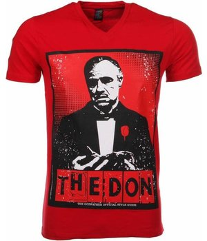 Mascherano T-shirt The Don - Rood