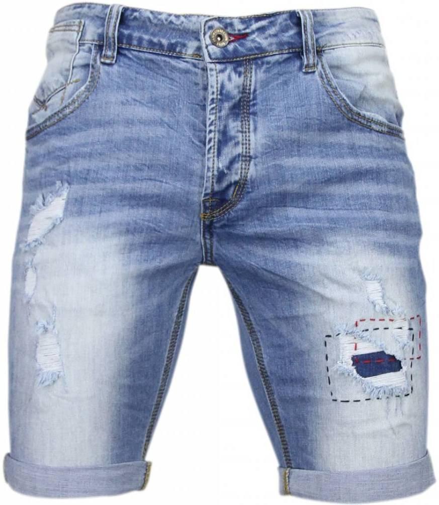 Korte broek denim heren kopen? | Online Internetwinkel