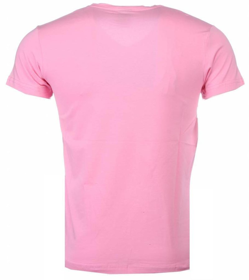 Mascherano Super Family - T-shirt - Roze