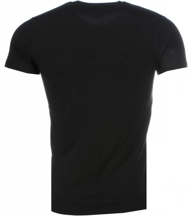 Mascherano Cookies - T-shirt - Zwart