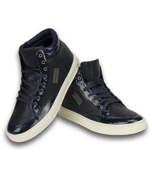Roberto Garino Sneakers - Blauw