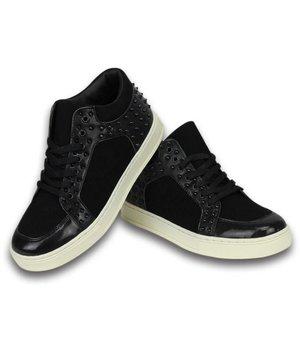 Roberto Garino Sneakers - Zwart