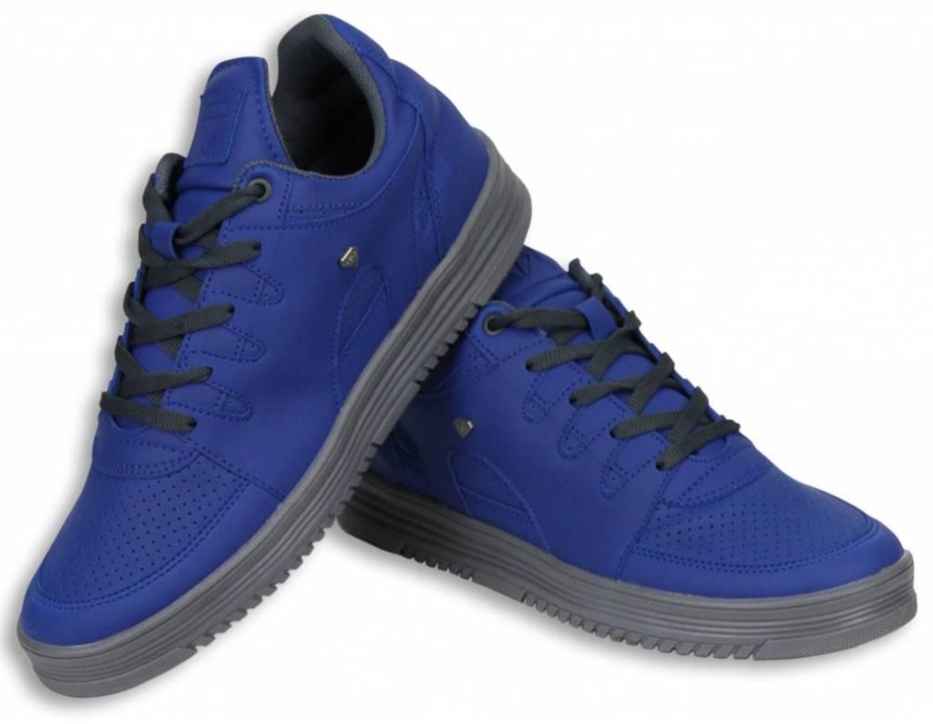 Chaussures Bleu Pour Les Hommes DaVvxSNKN