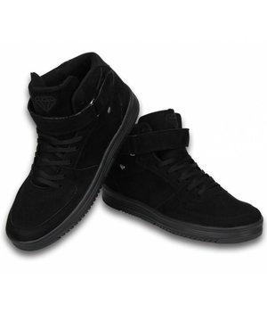 Cash M Heren Schoenen - Heren Sneaker High - Dolce Black