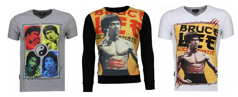Bruce Lee Shirts & Sweaters