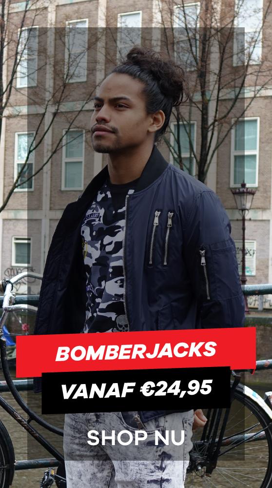 Actie 1 : Bomberjack