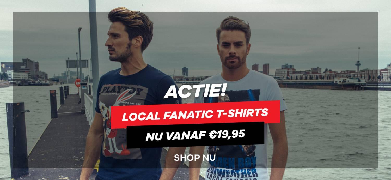 Actie local fanatic