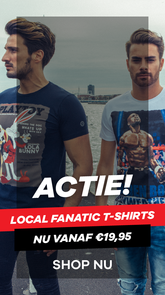 Actie 6: Local Fanatic