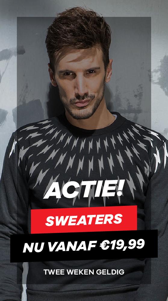Actie 8: Sweaters