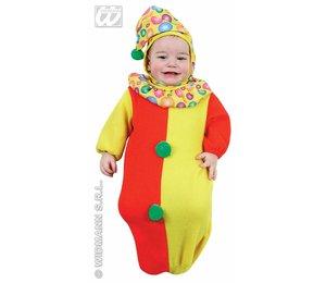 Babyfeestkleding Baby-clown