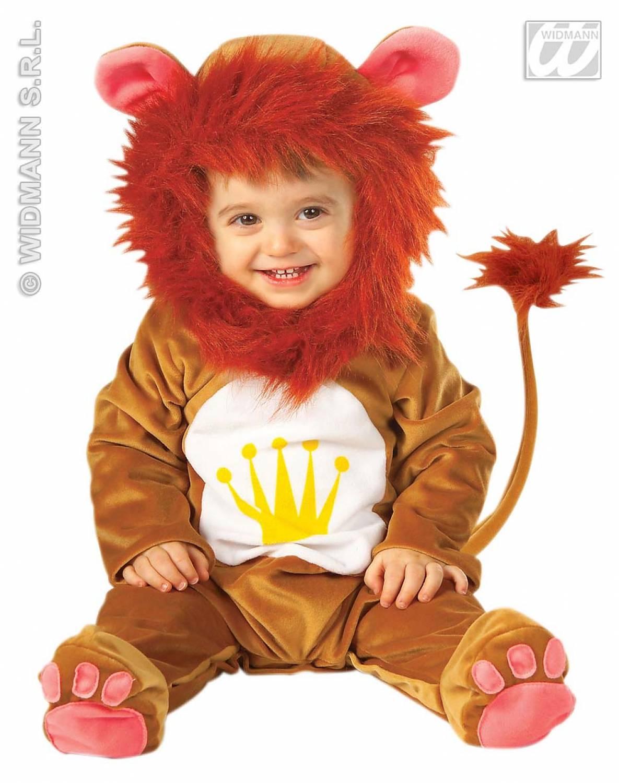 Детский костюм львенка 78