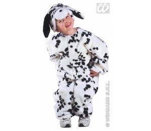 Baby feestkleding kinderen: pluche Dalmati