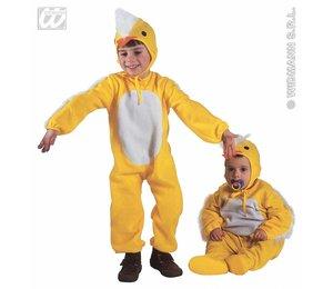Baby feestkleding kinderen: kuiken
