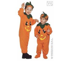 Baby feestkleding kinderen: pompoen