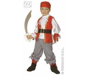 Baby feestkleding kinderen: piraten jongen