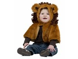 Feestkleding kinderen: Leeuwtjes