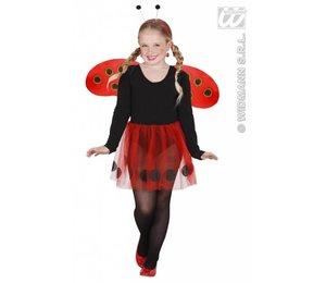 Kinderkleding: Lieveheersbeestje kind
