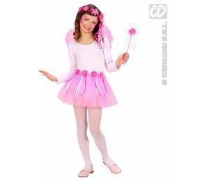 Kinderkleding: Bloemenfee-set