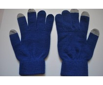 Touch Screen gloves Blue