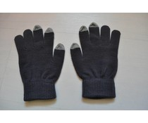 Touch Screen gloves Gray