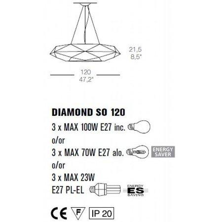 Design Hanglamp Diamond