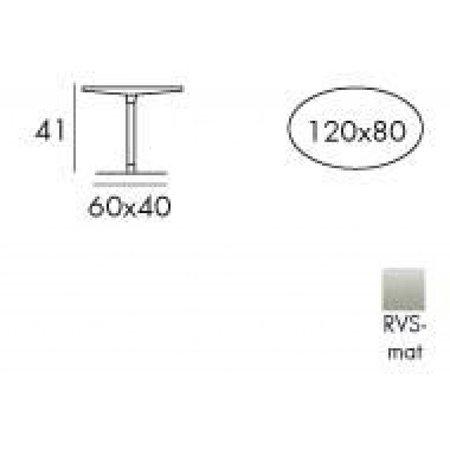 Tafelonderstel DMS2205
