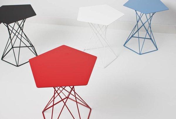 Design Bijzettafel Basket   Design meubels