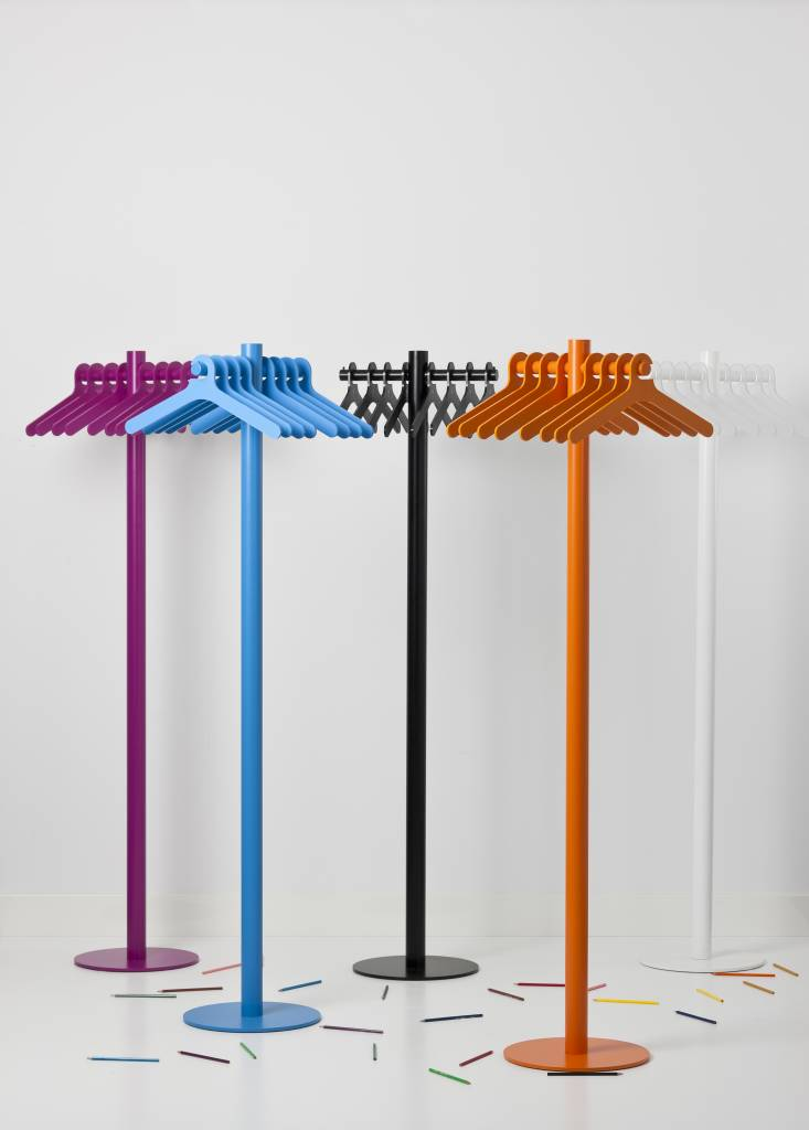 Design Kapstok Pole Design Meubels