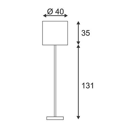 Design Vloerlamp Soprana 2