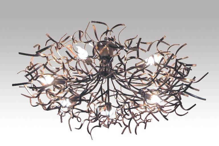 Design Plafondlamp Luca 3001 - Design meubels