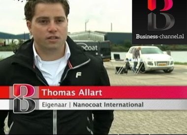 Nanocoat te zien op RTL7