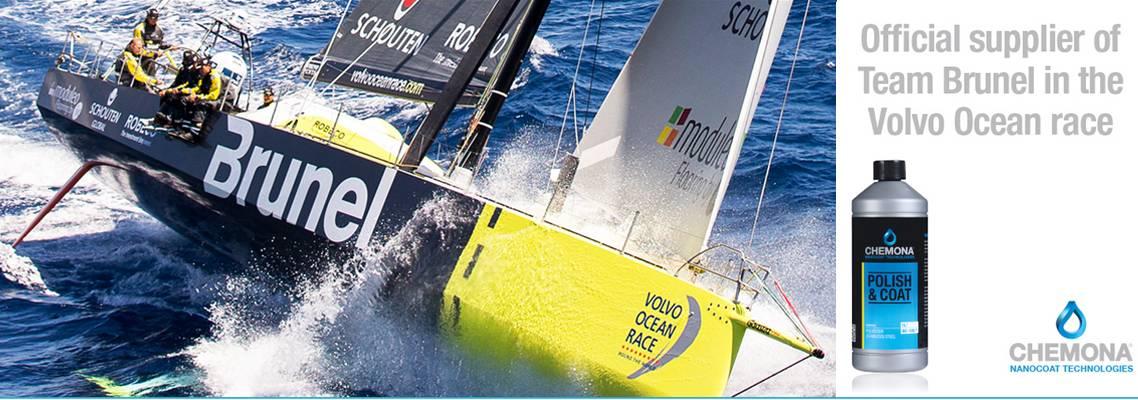Volvo Ocean Race | Brunel | Nanocoat