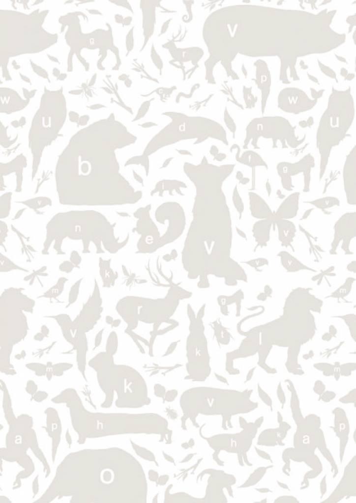 De Feestdagen | Vliesbehang, afneembaar.8.3 m hoog x 47.5 cm breed.Het patroon herhaalt zich na 104 cm. totaal 8 mtr op een rol, voor 4 m2