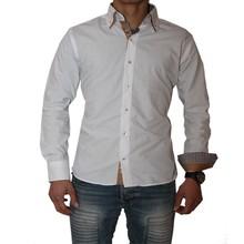 Arya Boy Italiaanse overhemden - Wit