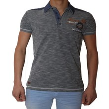Wam Denim Heren T-Shirt - Grijs