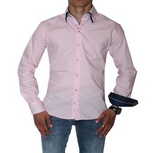 Arya Boy Italiaanse overhemden - Roze