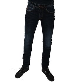 Arya Boy Italiaanse heren jeans - Donkerblauw