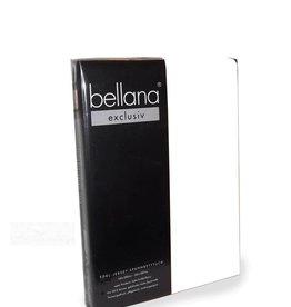 Bellana Bellana jersey topper hoeslaken Wit