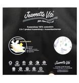 Cleanbed Tencel® kussensloop-molton-in 1 - anti huisstofmijt