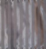 Silk Heaven Zijden dekbedovertrek Stripes Grey+ gratis service set